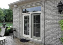Legacy Steel Beldon Door Designer Patio